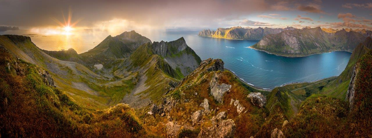 Circuit accompagné 8 jours / 7 nuits - Balade au coeur des fjords