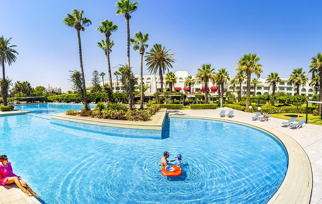 Hôtel Hasdrubal Thalassa & Spa Port El Kantaoui 4*