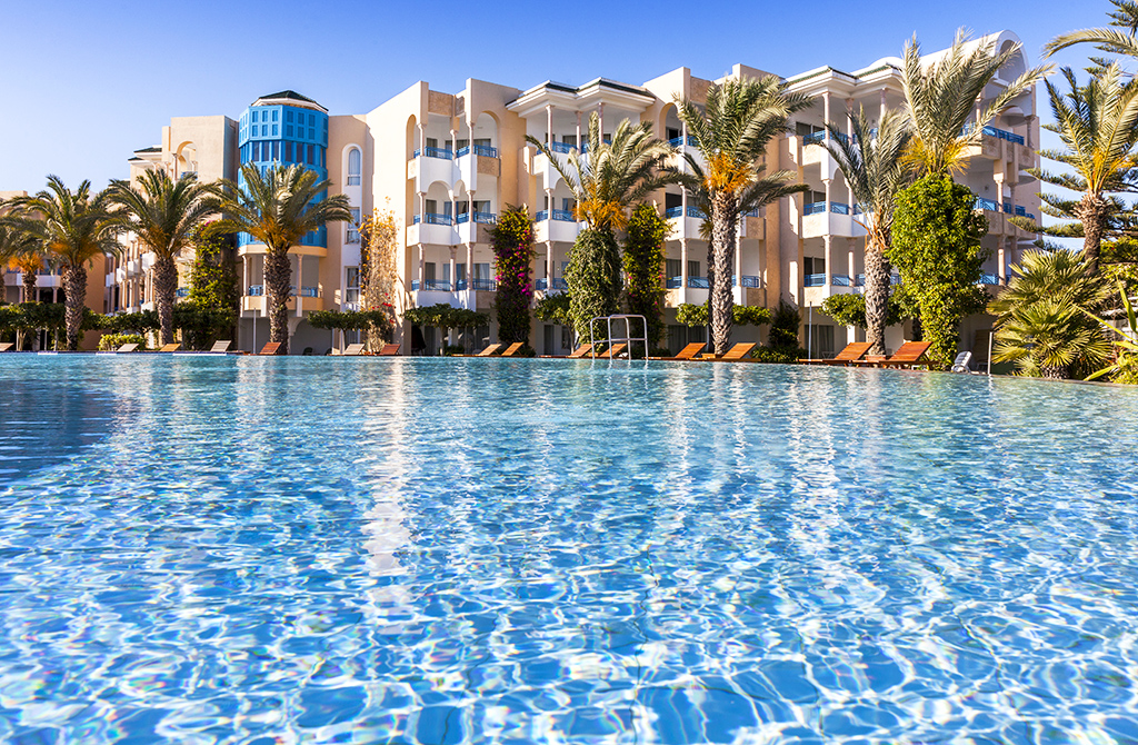 Hôtel Hasdrubal Thalassa Spa Hammamet 5*