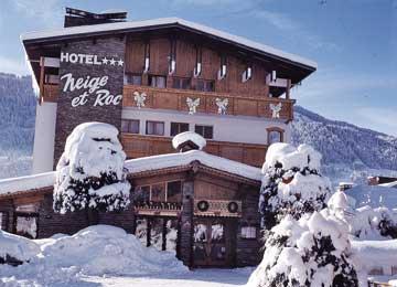 SAMOENS HOTEL NEIGE ET ROC