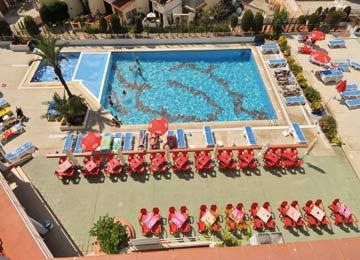 ROSAS AMPURIABRAVA XON'S PLAYA - FORMULE HOTELIERE