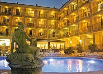 CALELLA APART'HOTEL MIAMI PARK