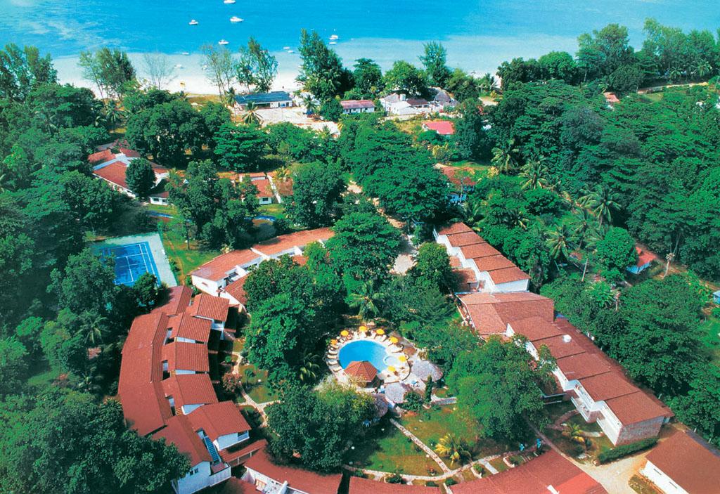 Hôtel Berjaya Praslin