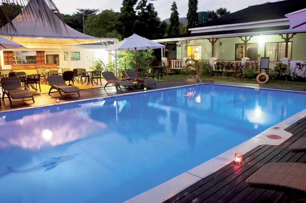 Hôtel Le Relax Beach Resort - Praslin
