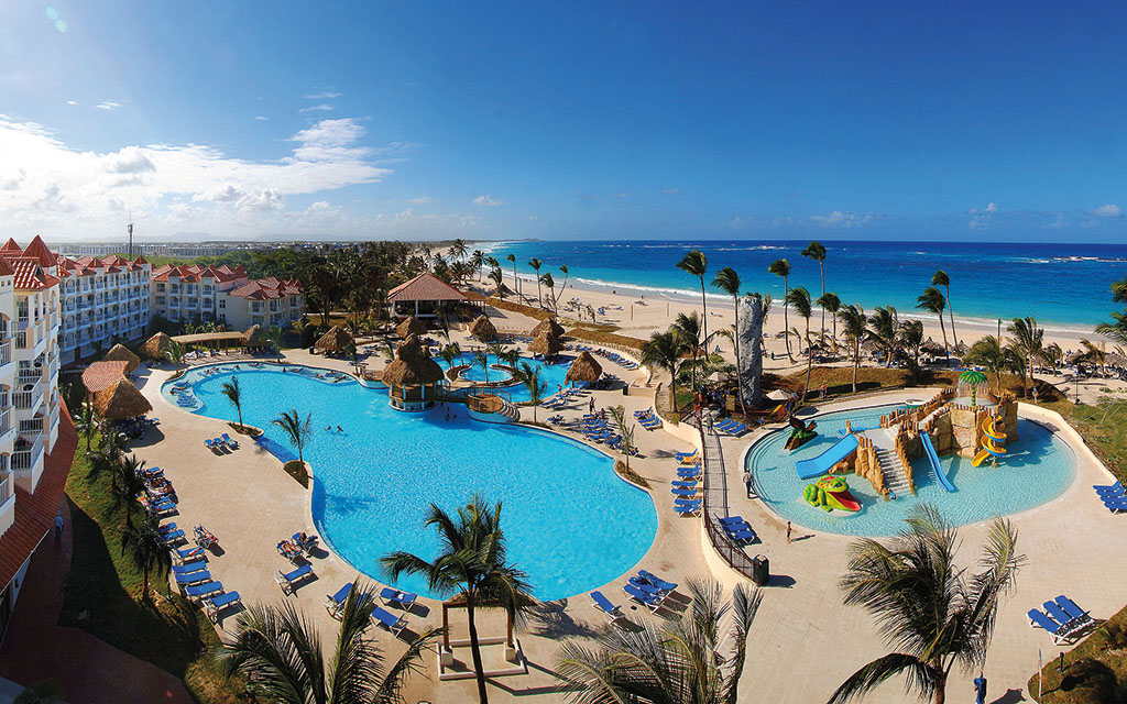 Hôtel Occidental Caribe (ex Hôtel Barcelo Punta Cana)