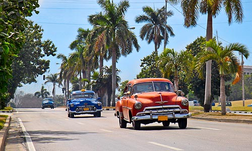 CUBA à partir de 1490 € TTC