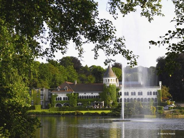 Le Château du Lac 5*