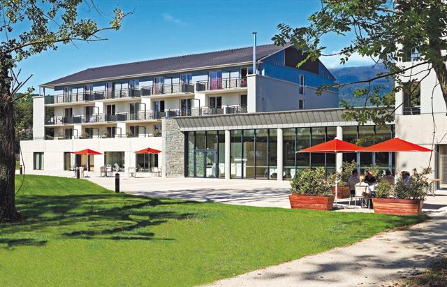 Hôtel La Villa du Lac 3*