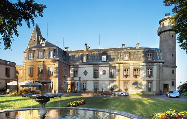 Château D'Isenbourg 4*