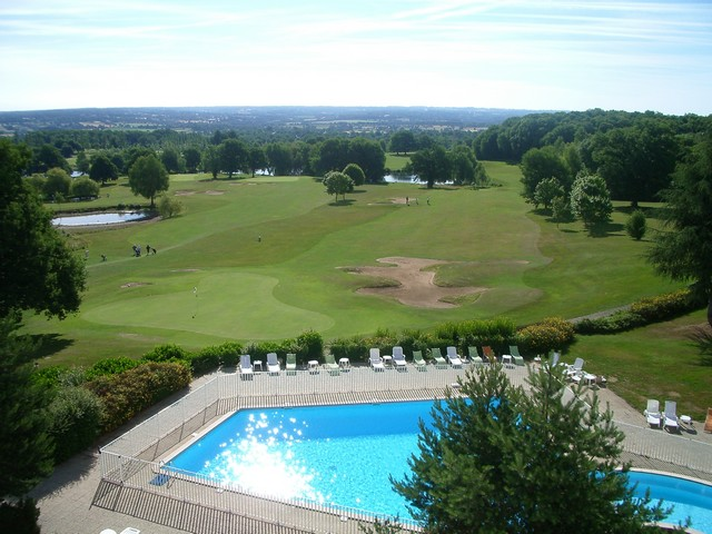 Hôtel Les Dryades Golf & Spa 4*