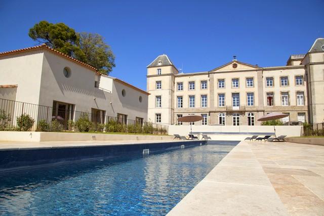 Château de la Redorte 4*