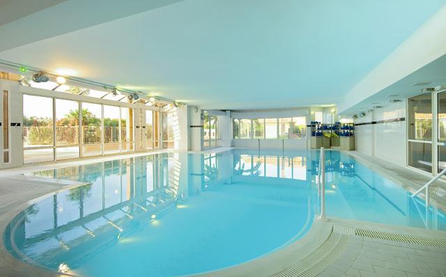 Hôtel Mercure Fréjus Thalassa Sea & Spa 4*