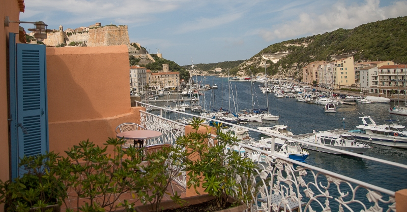 Best Western Hôtel du Roy d'Aragon - 3 étoiles - Bonifacio