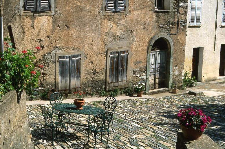 Les vieux villages de Castagniccia