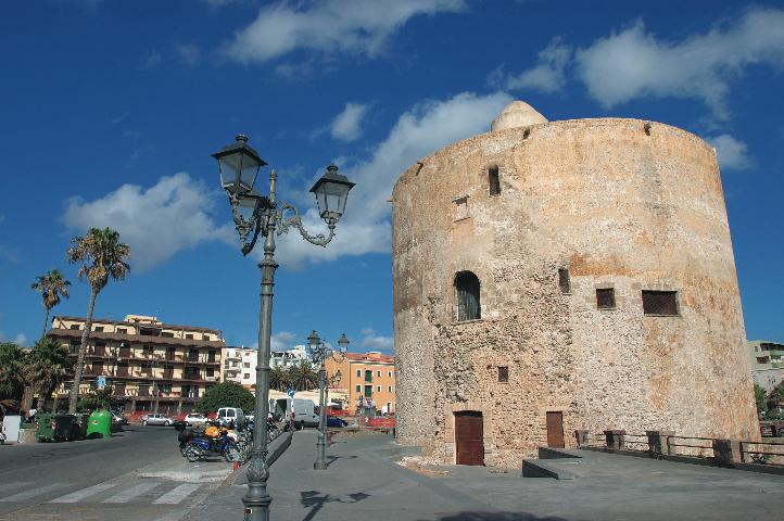 La ville de Castelsardo.