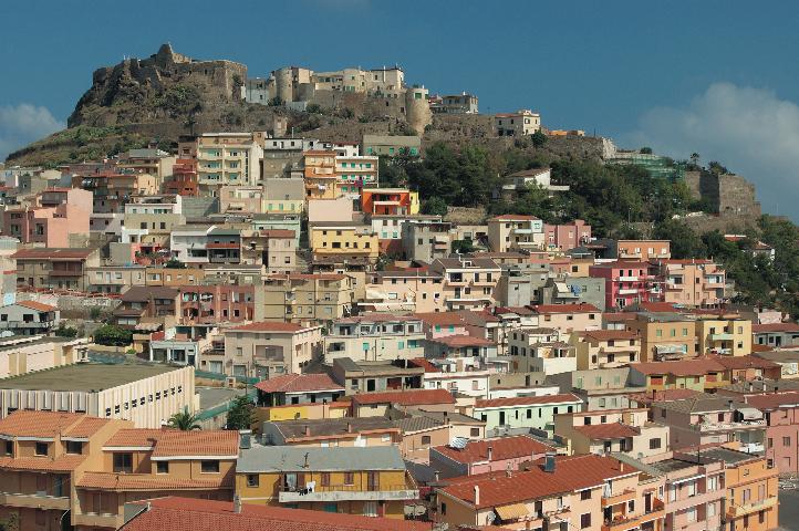 La célèbre région de Porto Cervo.