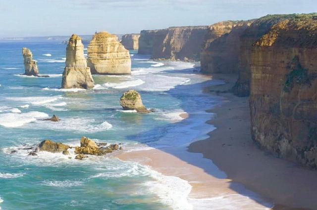Odyssée Australienne + Melbourne