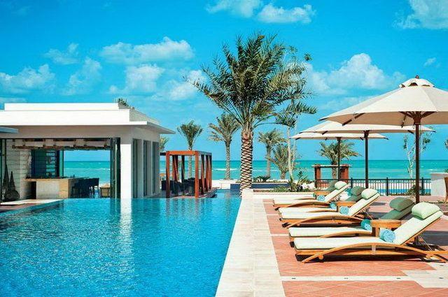 Séjour Vol + Hôtel The St. Regis Saadiyat Island Resort 5* Abu Dhabi