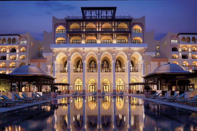 Séjour Vol + Hôtel Shangri-La Qaryat Al Beri 5* Abu Dhabi