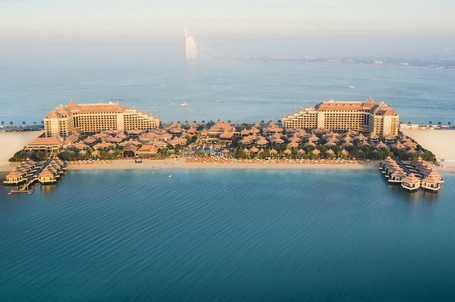 Séjour Vol + Hôtel Anantara The Palm Dubai Resort 5*