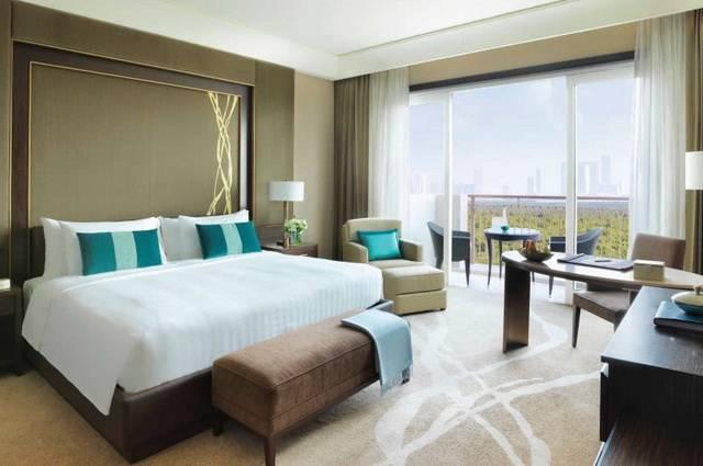 Séjour Vol + Hôtel Eastern Mangroves Hotel and Spa By Anantara 5* Abu Dhabi