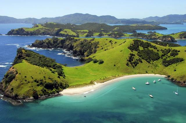 Circuit Privé La grande traversée au volant (autotour) - Nouvelle-Zélande