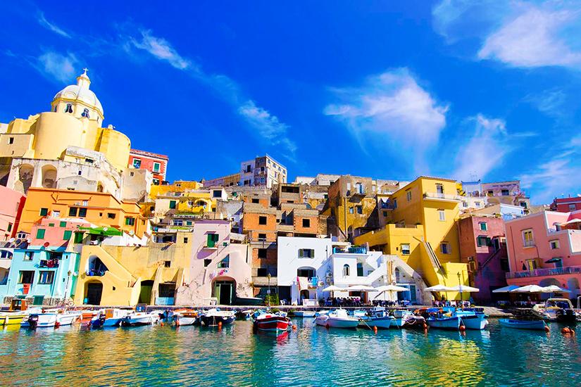 Splendeurs du Sud de l'Italie