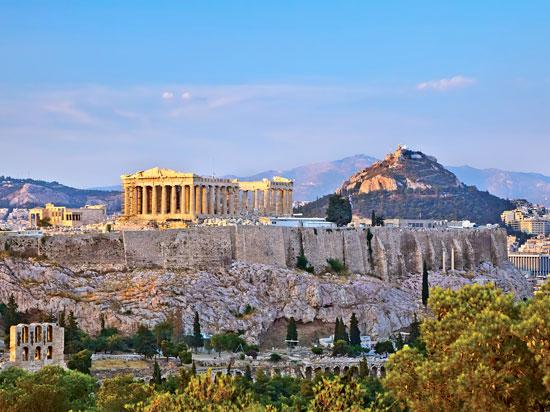 Trésors de la Grèce Antique