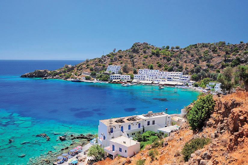 Autotour : La Crète en liberté