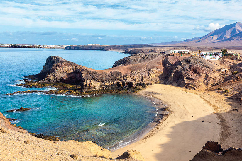 Combiné Lanzarote et Fuerteventura