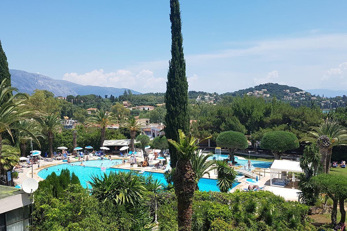 Séjour 8 jours / 7 nuits - Club Héliades Ionian Park 4*