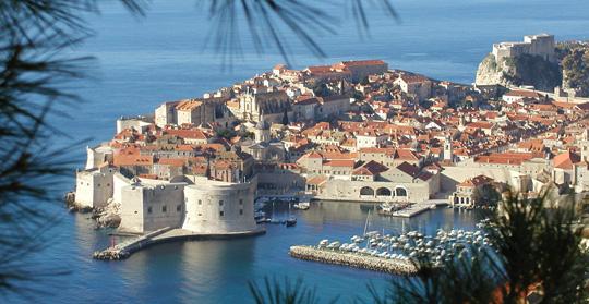 Vols secs France/Dubrovnik/France - Croatie