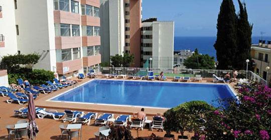 MADERE - HOTEL ESTRELICIA