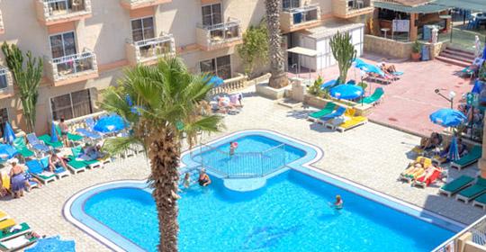 MALTE - Hôtel San Pawl 3* à partir de 319 € ttc