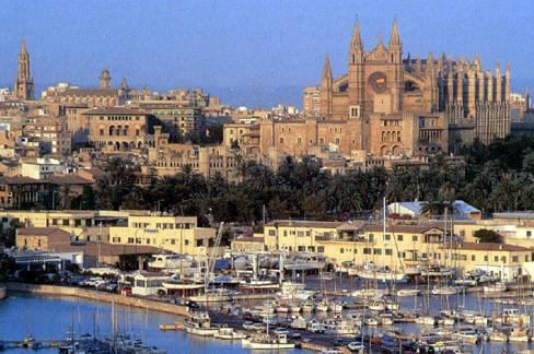 Vols Secs France/Palma de Mallorca/France - Les Baléares