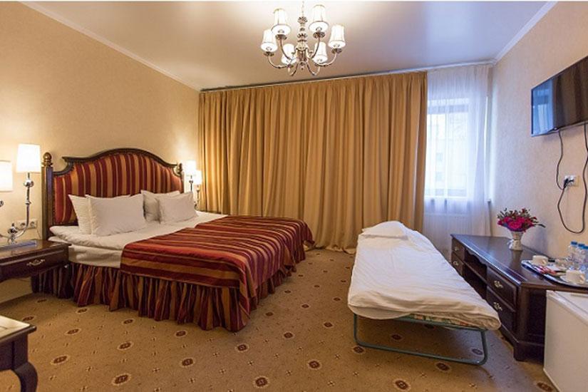 Week-end à Moscou à l'hôtel Pushkin 3***