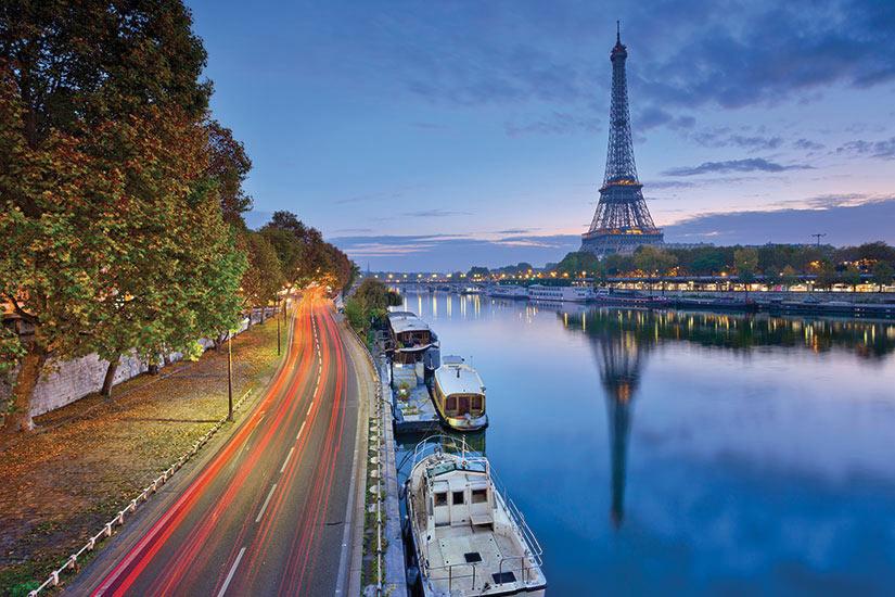 Paris et le Paradis Latin