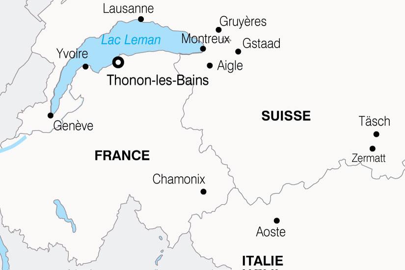 Le Léman et la Magie des Alpes