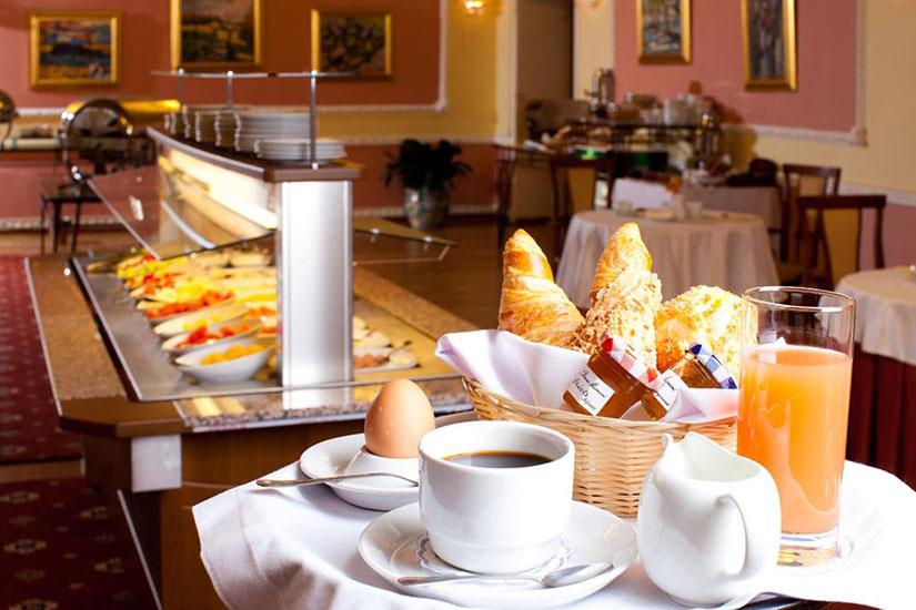 Week-end à Moscou à l'hôtel Marco Polo Presnya 4****