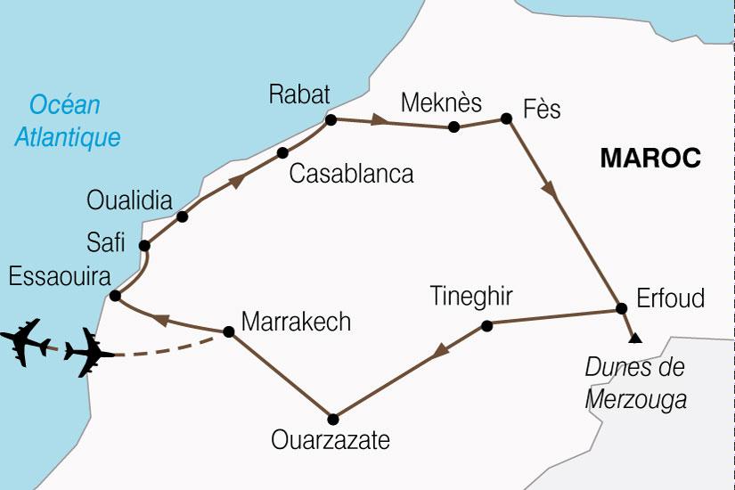 Splendeurs Marocaines