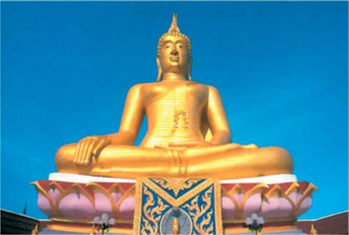 THAILANDE - CIRCUIT DE BANGKOK AU TRIANGLE D'OR