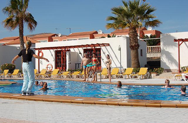 Hôtel Le Castillo Beach Bungalows