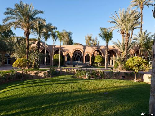 Hôtel Pullman Marrakech Palmeraie Resort & Spa *****