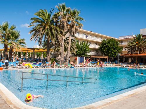 Club Aguamarina Playa 3* sup