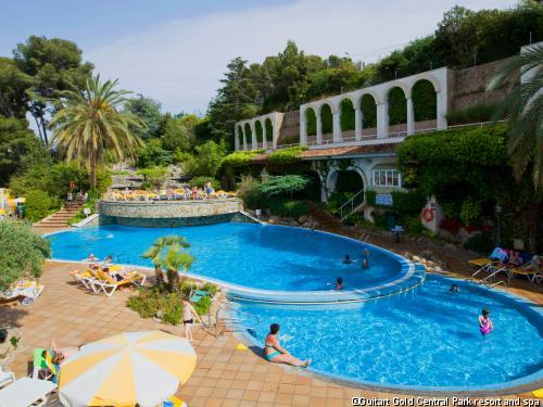 Hôtel Guitart Gold Central Park Resort & Spa ****