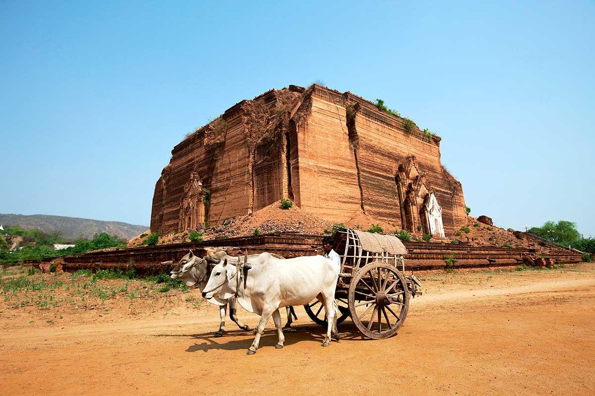 Voyage Circuit Birmanie Myanmar Circuit D 233 Couverte Du