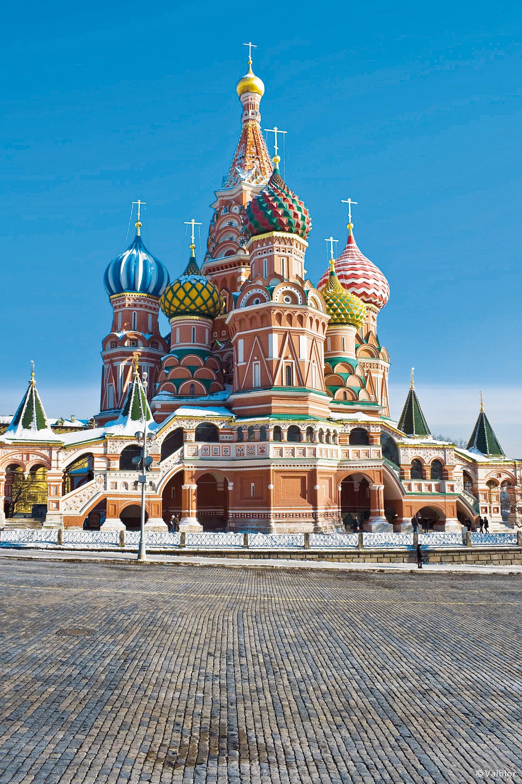 De Moscou à St Pétersbourg au décollage de DEAUVILLE ! CROISIÈRE RUSSIE à partir de 2459 € TTC