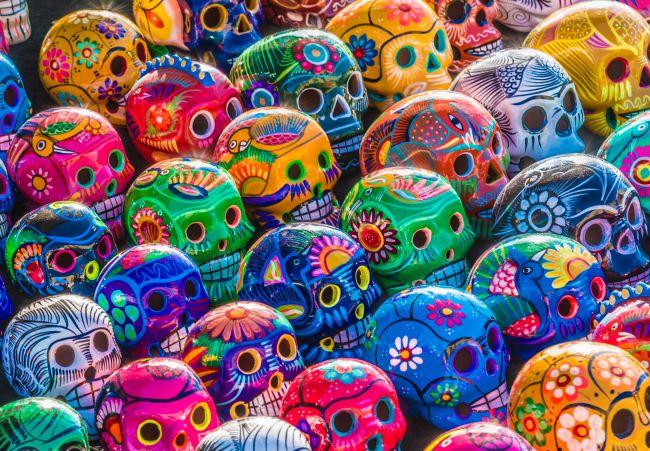 Circuit Mexique : Richesses Mexicaines et Fête des Morts - 18 personnes maximum