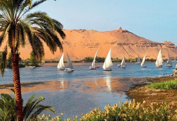 Voyage Egypte Le Nil à Assouan