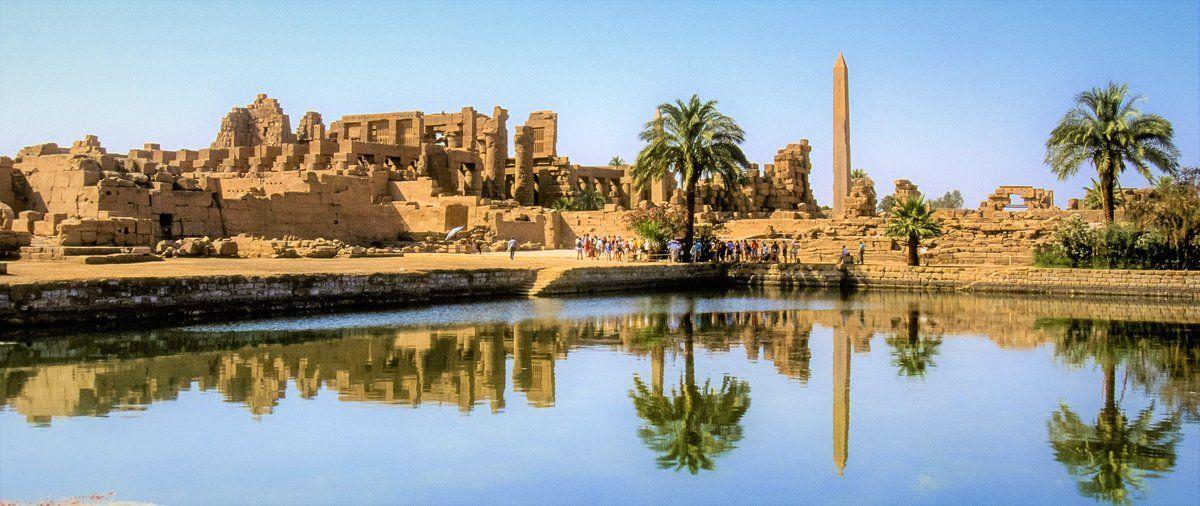 Voyage Egypte Le Temple de Karnak